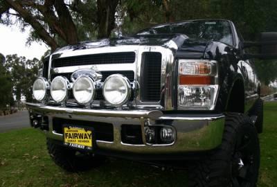 Hildebrandt USA - Hildebrandt Mojave Light Bar with 4 Mounting Tabs - 75-43010