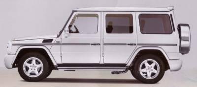 Lorinser - Mercedes-Benz G Class Lorinser Sport Spring Kit - 432 0502 00