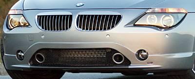 RD Sport - Front Spoiler (Complete Bumper) E63