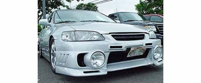 Sense - Honda Accord Sense Evo 3 Style Front Bumper - EV3-45F
