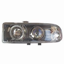 Eagle Eye - Black Halo Projector Headlights