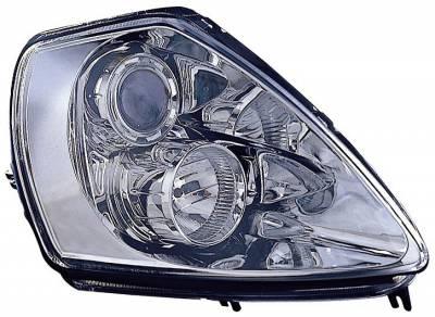 Depo Lights - Projector Headlights - Chrome - MI2505111