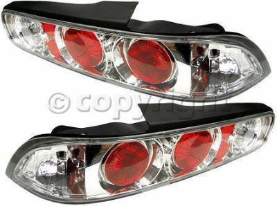 OEM - Altezza Crystal Clear Tail Light