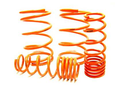Megan Racing - Toyota Yaris Megan Racing Suspension Lowering Springs - MR-LS-TY06