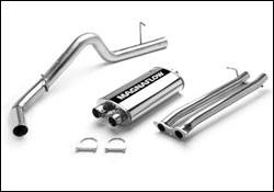 MagnaFlow - Magnaflow Cat-Back Exhaust System with Single Side Exit - 15602