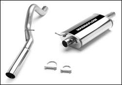 MagnaFlow - Magnaflow Cat-Back Exhaust System - 15621
