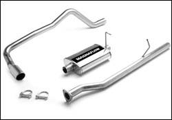 MagnaFlow - Magnaflow Cat-Back Exhaust System - 15662