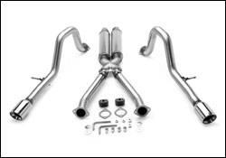 MagnaFlow - Magnaflow Cat-Back Exhaust System - 15763