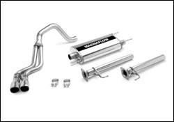 MagnaFlow - Magnaflow Cat-Back Exhaust System - 15781
