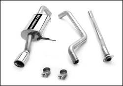 MagnaFlow - Magnaflow Cat-Back Exhaust System - 15804