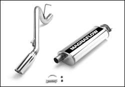 MagnaFlow - Magnaflow Cat-Back Exhaust System - 15870