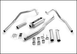 MagnaFlow - Magnaflow Cat-Back Exhaust System - 15877
