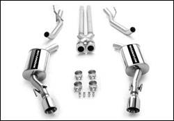 MagnaFlow - Magnaflow Cat-Back Exhaust System - 15892