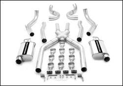 MagnaFlow - Magnaflow Cat-Back Exhaust System with 3.0 Inch Pipe - 15898