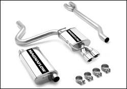MagnaFlow - Magnaflow Cat-Back Exhaust System with Single Exit - 16629