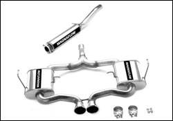MagnaFlow - Magnaflow Cat-Back Exhaust System - 16662