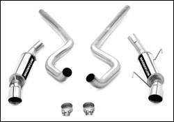 MagnaFlow - Magnaflow Cat-Back Exhaust System - 16674