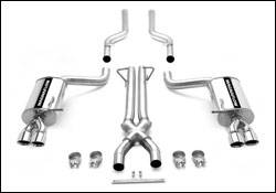 MagnaFlow - Magnaflow Cat-Back Exhaust System - 16689