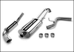 MagnaFlow - Magnaflow Cat-Back Exhaust System - 16725