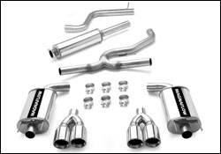 MagnaFlow - Magnaflow Cat-Back Exhaust System - 16726