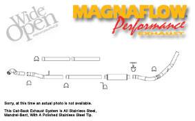 MagnaFlow - Magnaflow XL Series 4 Inch Exhaust System - 16922