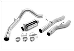 MagnaFlow - Magnaflow Performance Series 4 Inch Exhaust System - 16940