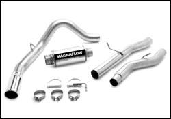 MagnaFlow - Magnaflow Performance Series 4 Inch Exhaust System - 16942