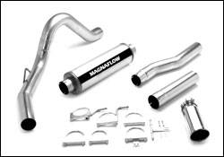 MagnaFlow - Magnaflow Performance Series 4 Inch Exhaust System - 16951