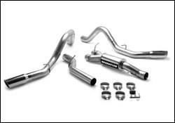 MagnaFlow - Magnaflow Cat-Back Exhaust System - 16964