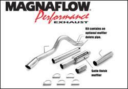 MagnaFlow - Magnaflow XL Performance Diesel Particulate Filter Series 4 Inch Exhaust System - 16983
