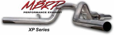 MBRP - MBRP XP Series Dual Split Side Exhaust System S5208409