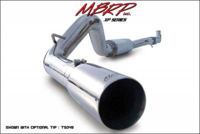 MBRP - MBRP XP Series Exhaust System S6000409