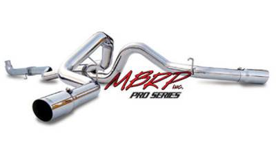 MBRP - MBRP Pro Series Cool Duals Exhaust System S6002304