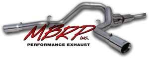MBRP - MBRP XP Series Cool Duals Exhaust System S6014409