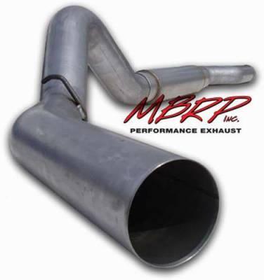 MBRP - MBRP Installer Series Cat Back Exhaust System S6024AL