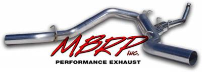 MBRP - MBRP XP Series Turbo Back Cool Duals Exhaust System S6102409
