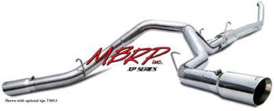 MBRP - MBRP XP Series Turbo Back Cool Duals Exhaust System S6106409