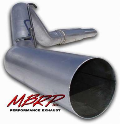MBRP - MBRP Installer Series Cat Back Exhaust System S6118AL