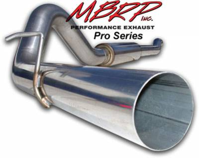 MBRP - MBRP XP Series Exhaust System S6208409