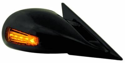 In Pro Carwear - GMC Sonoma In Pro Carwear Manual Mirrors - CML-S10