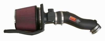 K&N. - Ford Mustang K&N Engineering Fuel Injection Performance Air Intake Kit - 92004