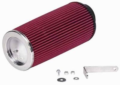K&N. - Ford Mustang K&N Engineering Fuel Injection Performance Air Intake Kit - 92009