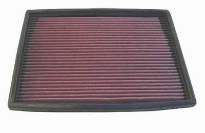 K&N. - Ford Mustang K&N Engineering Drop-In Replacement Air Filter - 92015