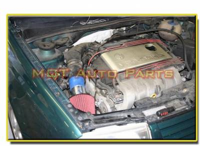 MQT - VW Air Ram Intake Kit - 15 HP