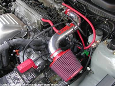 Injen - Toyota Camry Injen IS Series Short Ram Air Intake System - Polished - IS2020P
