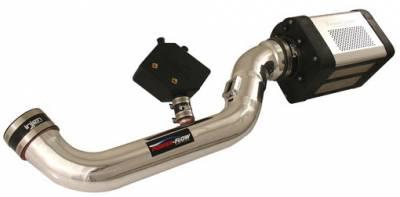 Injen - Nissan Pathfinder Injen Power-Flow Series Air Intake System - Polished - PF1959P