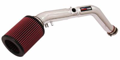 Injen - Toyota Tacoma Injen Power-Flow Series Air Intake System - Wrinkle Black - PF2010WB