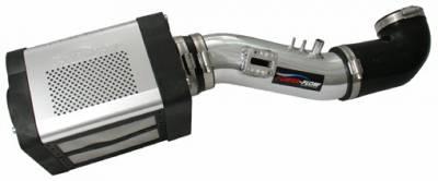 Injen - Toyota Sequoia Injen Power-Flow Series Air Intake System - Wrinkle Black - PF2019WB