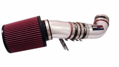 Injen - GMC Sonoma Injen Power-Flow Series Air Intake System - Wrinkle Black - PF7021WB