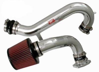 Injen - Subaru Impreza Injen RD Series Cold Air Intake System - Polished - RD1220P